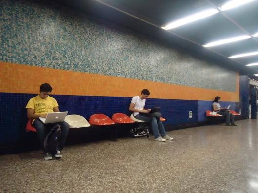 Estação Universidade do Chile