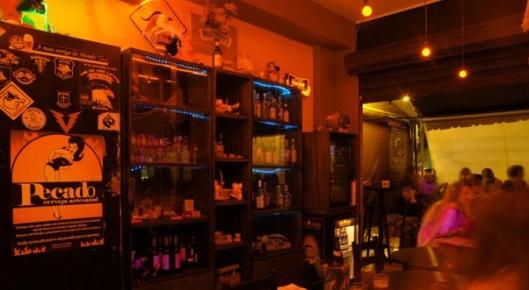 Bar do Godofredo, petiscos inusitados e boa carta de cerveja