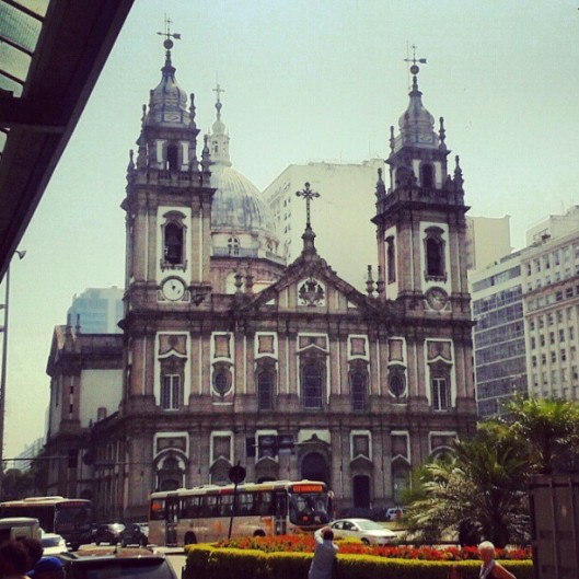 Igreja Nossa Senhora do Carmo (antiga Sé) R. do Carmo, nº 46